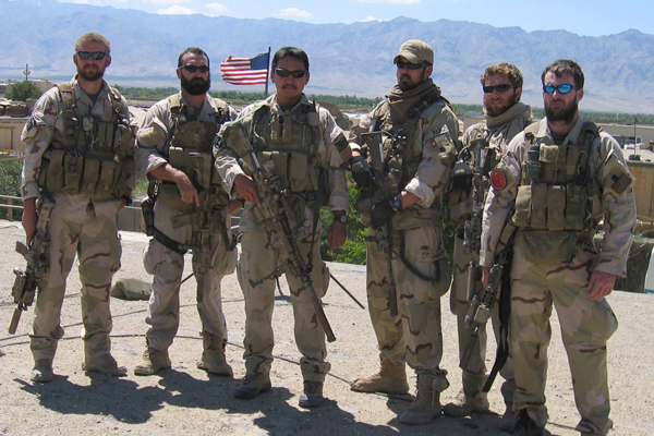 Marcus Luttrell is the Lone Survivor | Military.com