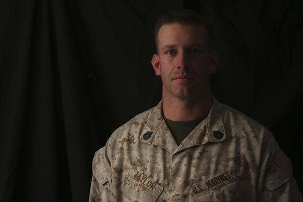 Gunnery Sgt. Chris Taylor