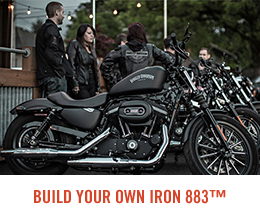 Build Your Own Iron 883™