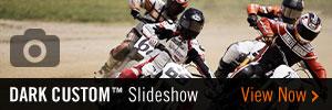 Harley-Davidson Dark Custom Slideshow. View Now.