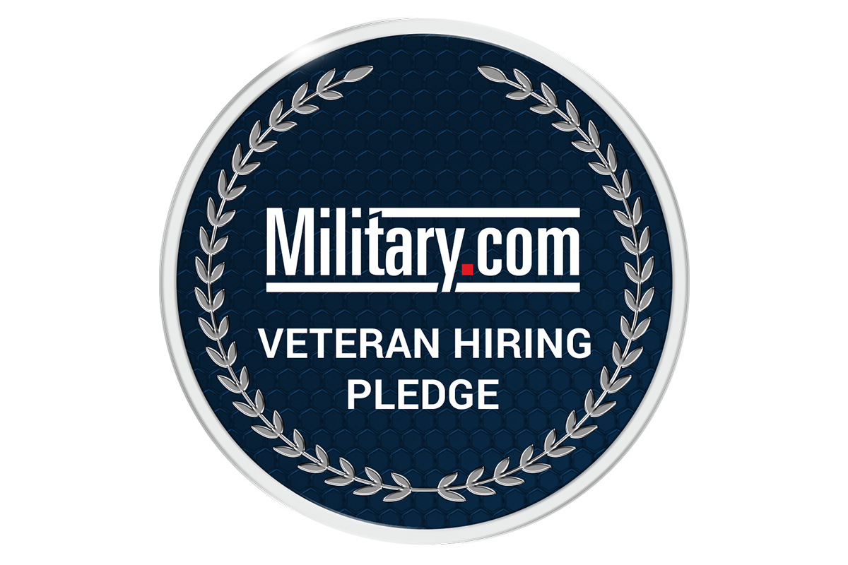 Hiring Veterans Pledge Badge 1200x800