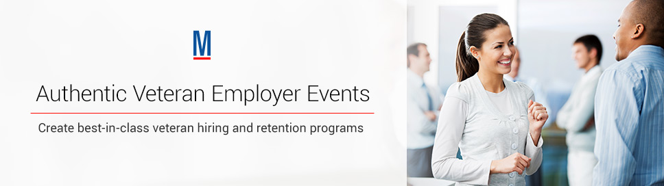 Authentic Veteran Employer Events