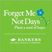 Bankers Forget Me Not Days