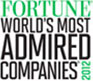 Fortune World's Most Admired Companies 2012