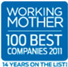 Working Mother 100 Best Companies 2011