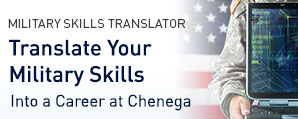 Military Skills Translator - Translate Your Military Skills into a Career at Chenega