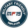 Military Friendly Employer '15