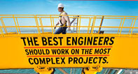 The best engineers should work on the most complex projects
