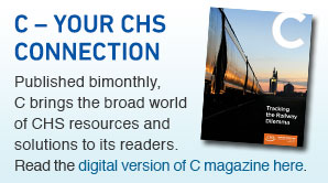 C - Your CHS Connection. Published bimonthly, C brings the broad world of CHS resources and solutions to its readers. Read the digital version of C magazine here.