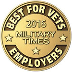 Best for Vets Employers - 2016 Military Times