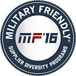 Military Friendly Supplier Diversity Programs 2016
