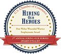 U.S. Chamber of Commerce Hiring Our Heroes Don Weber Wounded Warrior Employment Award