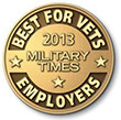 2013 Military Times Best for Vets Employers