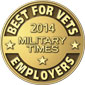Best for Vets Employers - 2014 Military Times