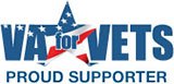 VA for Vets Proud Supporter