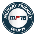 2016 Military Friendly Employer