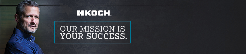 Koch. Our Mission is Your Success.