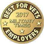 Best for Vets Employers - 2017 Military Times
