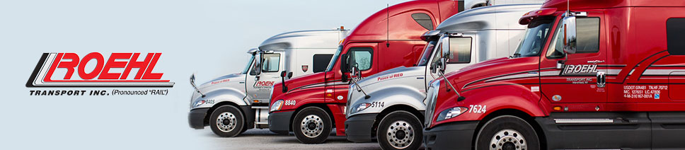 Roehl Transport Inc.
