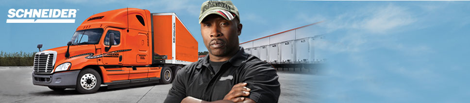 Schneider - Jobs for Veterans | Military.com