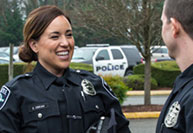 Seattle Police Department recruits
