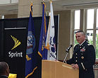 Sprint stands tall in commitment to the military