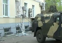 Russian Spetsnaz vs. Armored Building