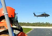 Sikorsky Unmanned Black Hawk Helo