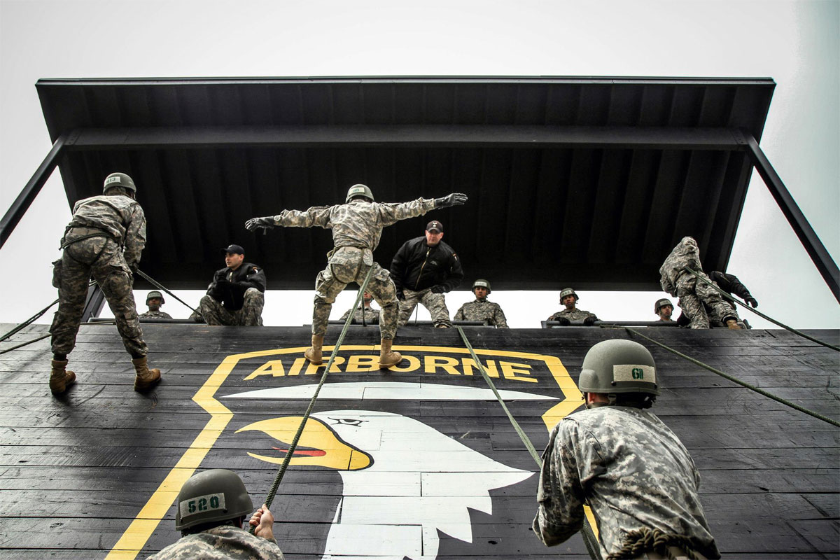 Army apft regulation tc -  Army Air Assault School