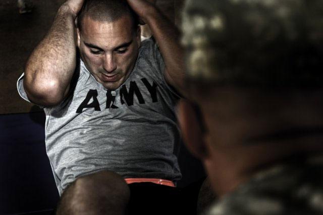 Army Physical Fitness Program   Military.com