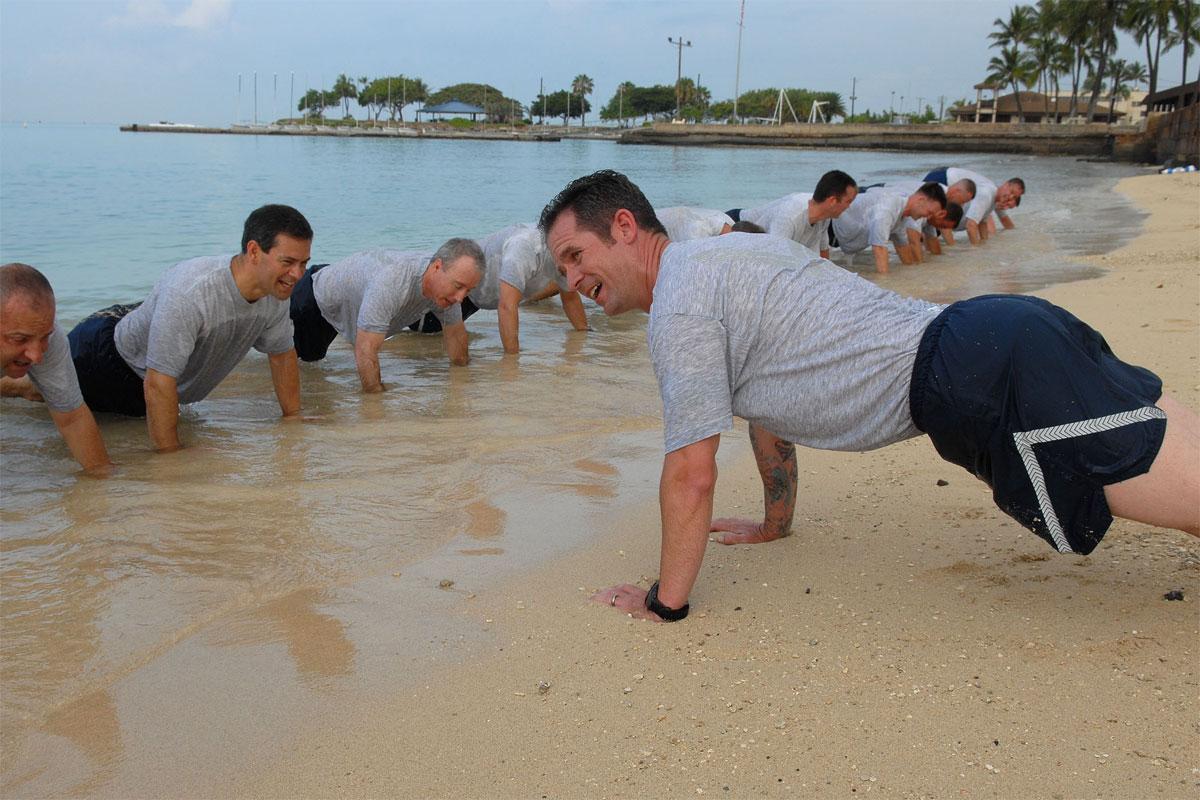 Balance Your Push-Up Workout | Military.com