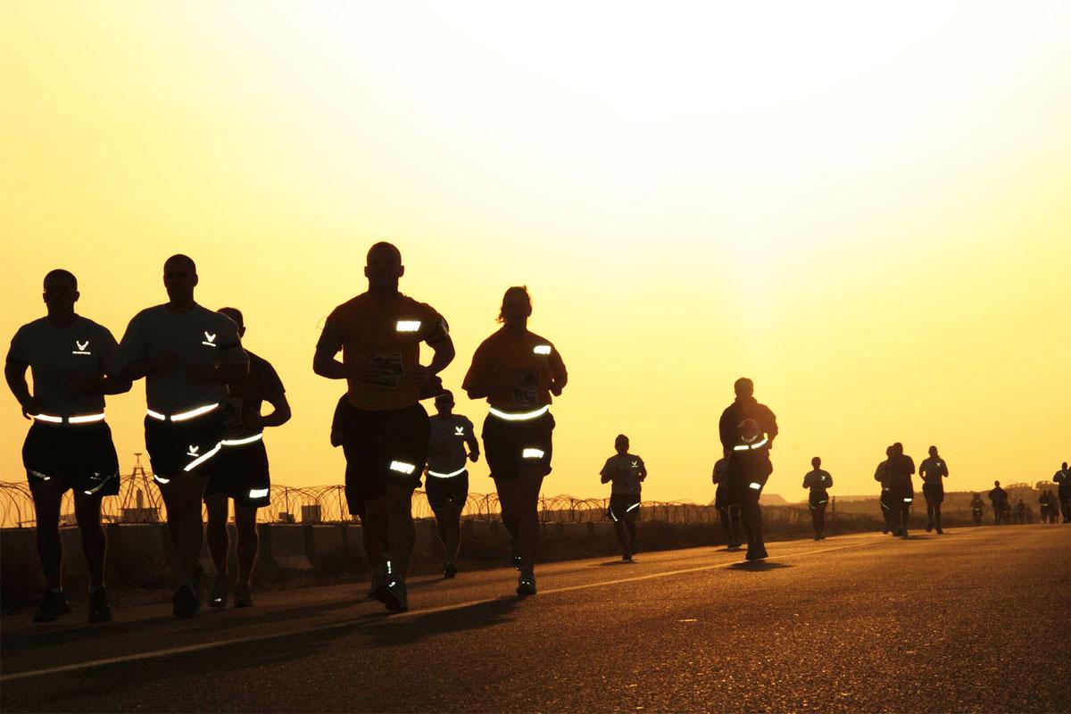 Ramp Up Your Running Program