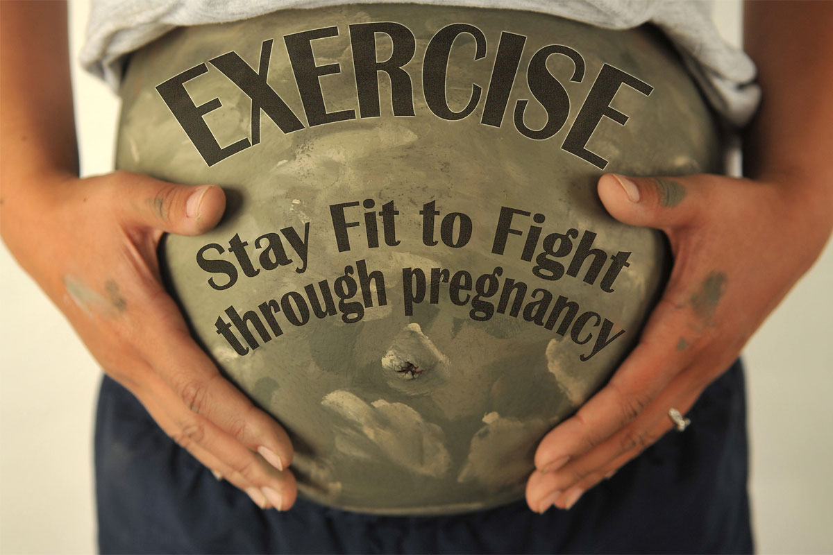 Exercise and Pregnancy | Military.com