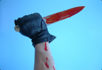 Halloween Edged Weapon Training Image