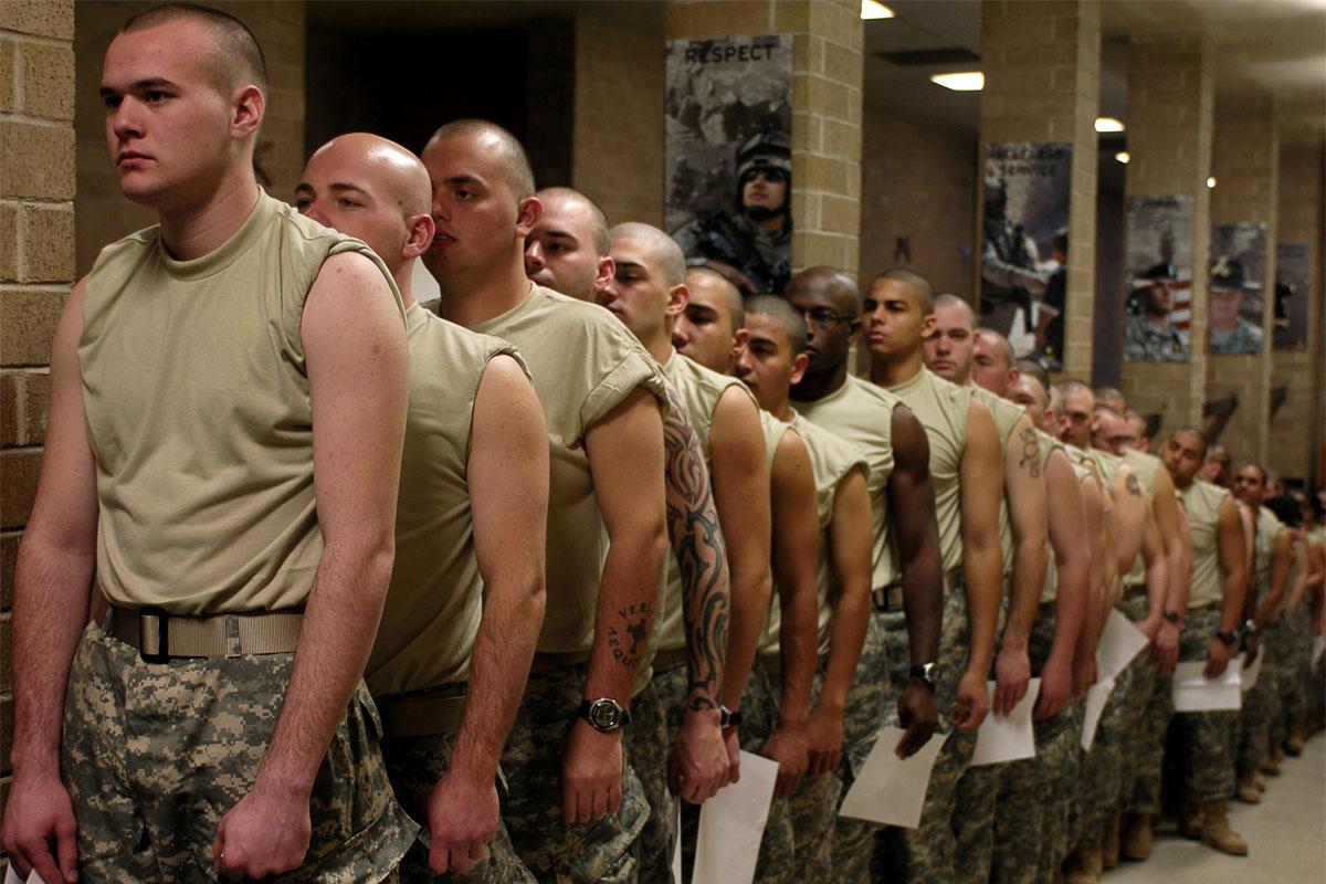 Immunizations Key for Healthy Troops | Military.com
