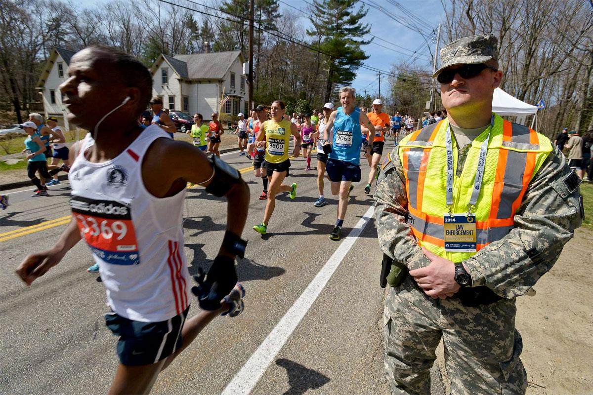 The Twelve-Mile Run Plan