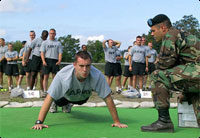 One Soldier Two Workouts Image