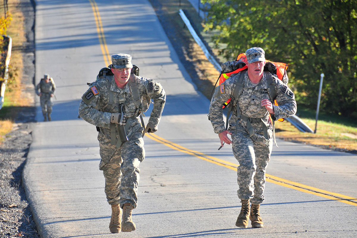 Training For Ruck Marches Military Com