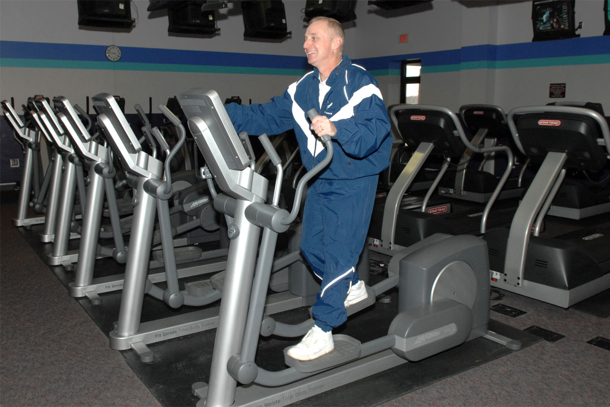 A Variety of Cardio Exercises