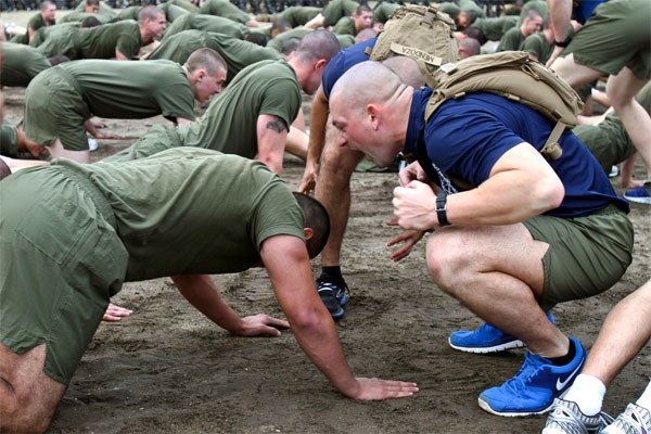 Want to Become a Marine?