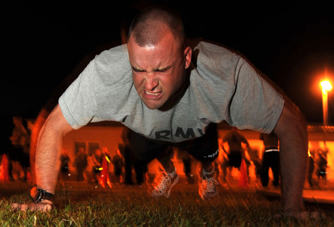 Army Weight Control Program (AWCP)