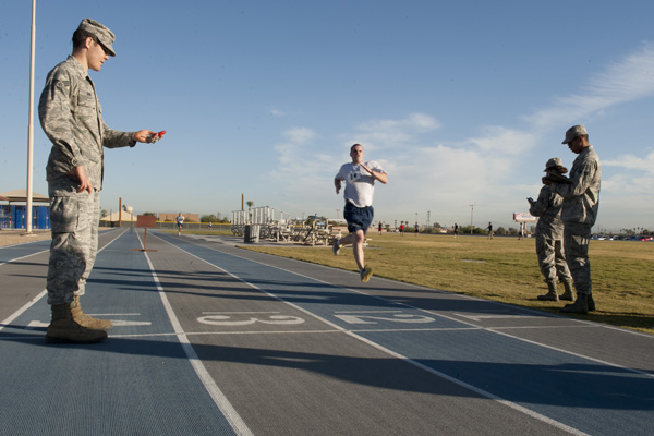 Air Force run