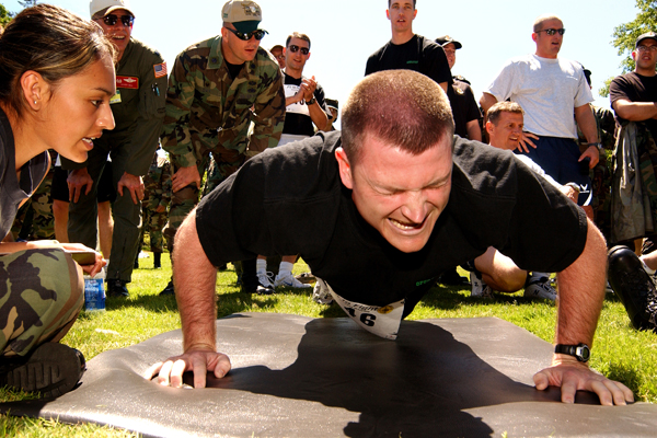 Daily Pushups, Pushups, Situps, etc... Why??? | Military.com