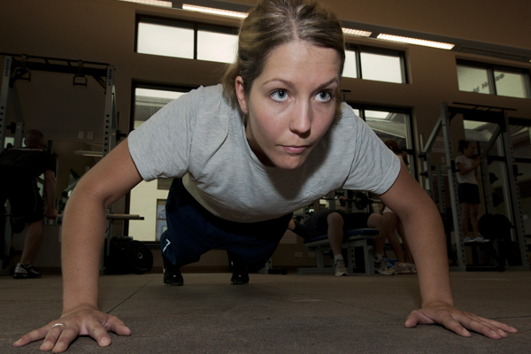 Fitness In Special Operations Women S Standards