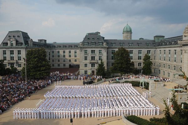 Naval Academy Calss Of 2019 Part 84