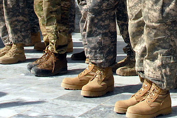 Breaking in Combat Boots for Running / Rucking | Military.com