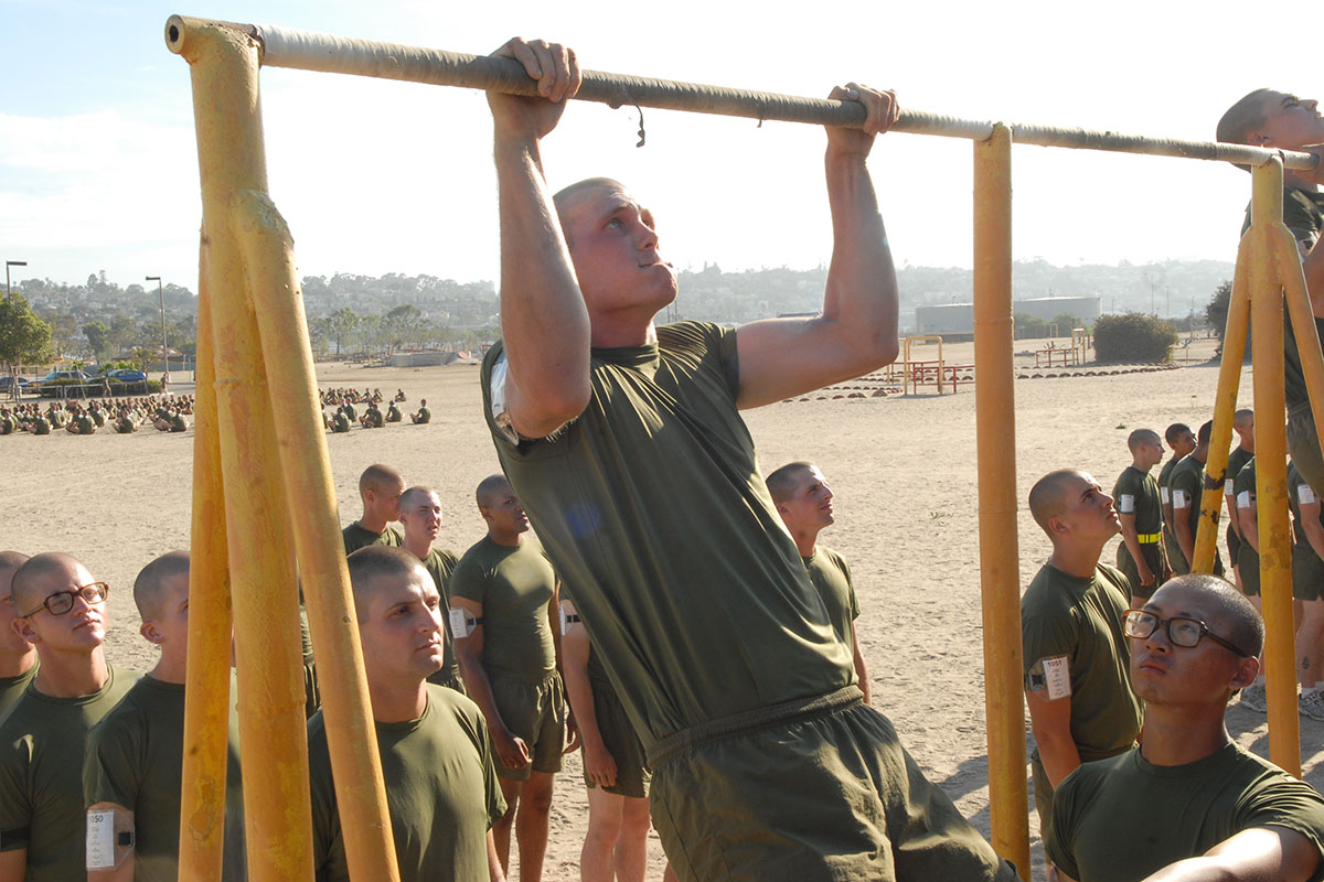 Marine Corps photo by Cpl. Frances Candelaria