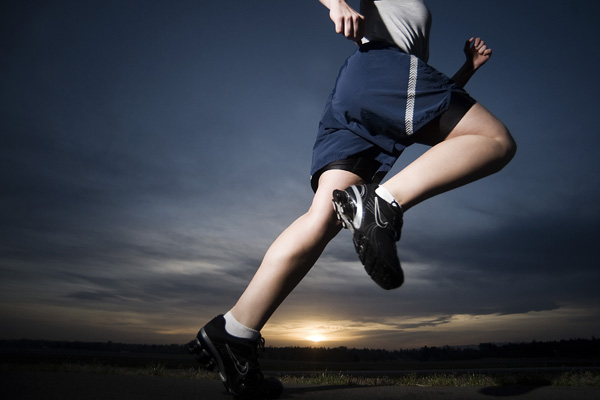 how to get faster at running long distance