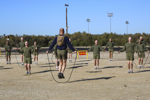 Taking Jump Rope Workouts to the Next Level   Military.com