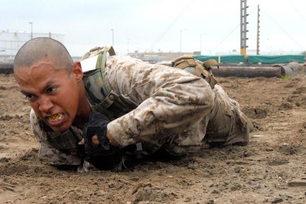 CCX Combat conditioning exercises.